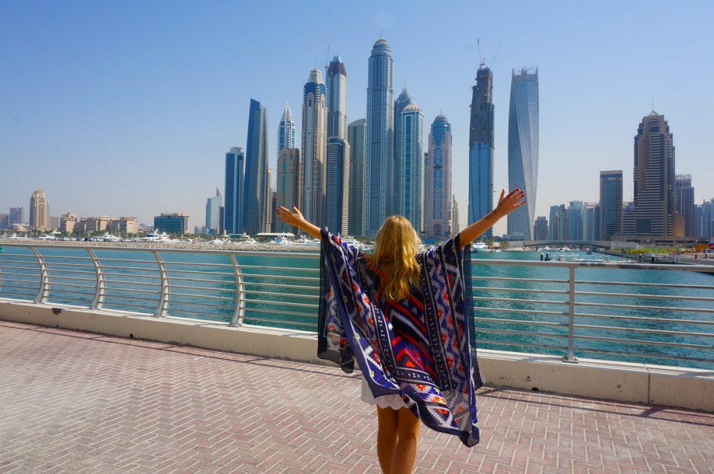 Skydive Dubai Marina