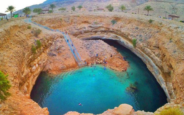 Sinkhole-in-Oman