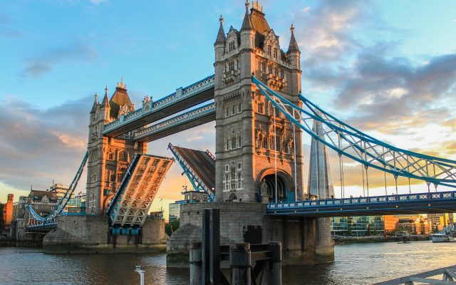 Tower-bridge-in-London-UK