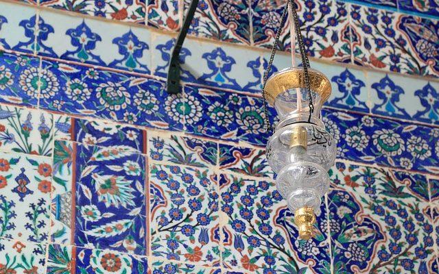 Turkey ornaments