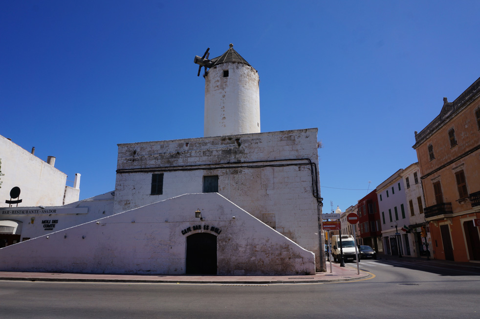 windmill-menorca