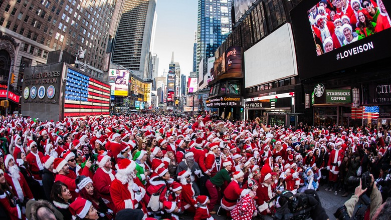 santacon in nyc