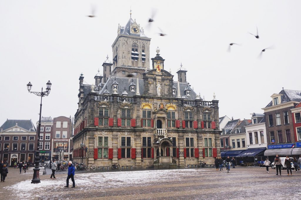 Delft-the-Netherlands