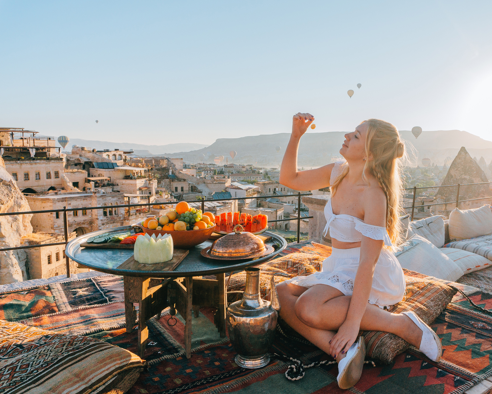 Top 5 Instagrammable Places To Visit In Cappadocia Where