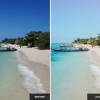 Mediterranean sun Lightroom presets pack ideal for Instagram