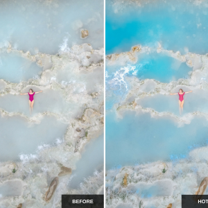 Hot springs: Mediterranean sun Lightroom presets pack ideal for Instagram