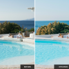Mykonos, pool&sea: Mediterranean sun Lightroom presets pack ideal for Instagram
