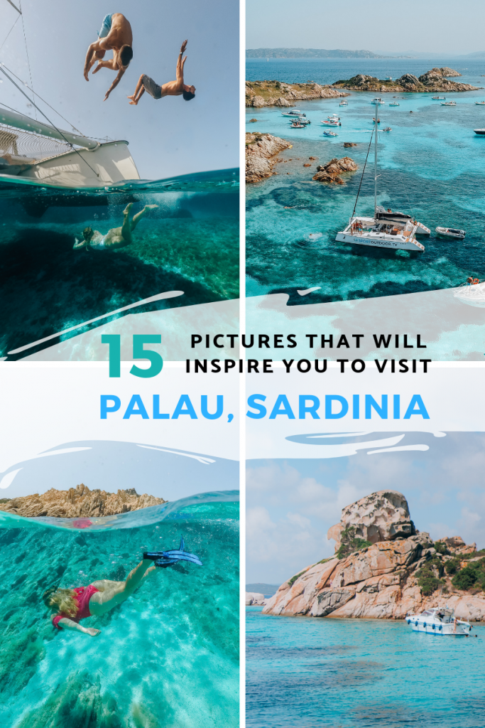Get yourself to the little town of Palau, located on Costa Smeralda in Sardinia island in Italy. My stay there was filled with magical moments sailing the clear waters of Emerald coast on a catamaran, taking underwater pictures, eating delicacies straight from the sea and laughing with friends.
