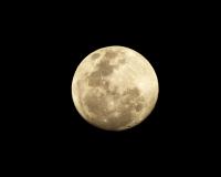 full moon night routine