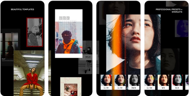 UNUM App is one of the best Instagram stories apps