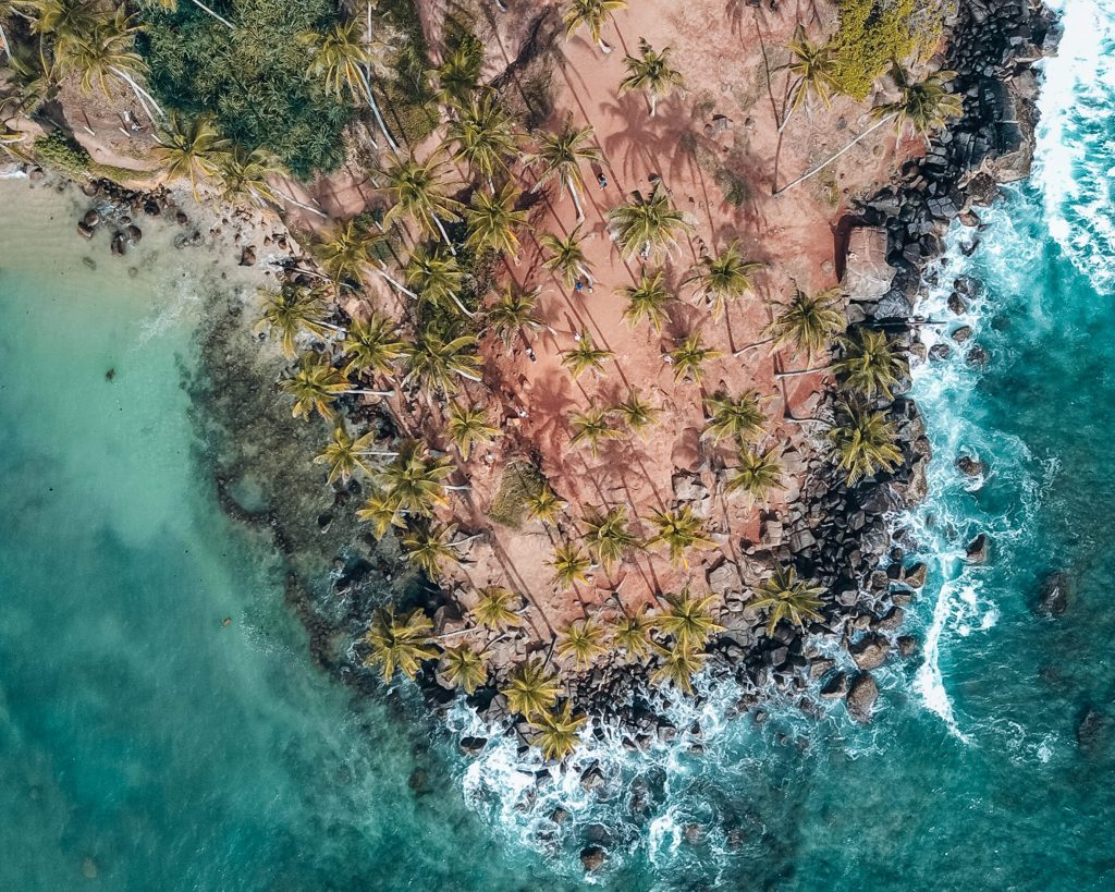 Coconut Hill from above